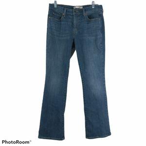 Levi's 515 Pocket Flap High Rise Boot Cut Jeans 10